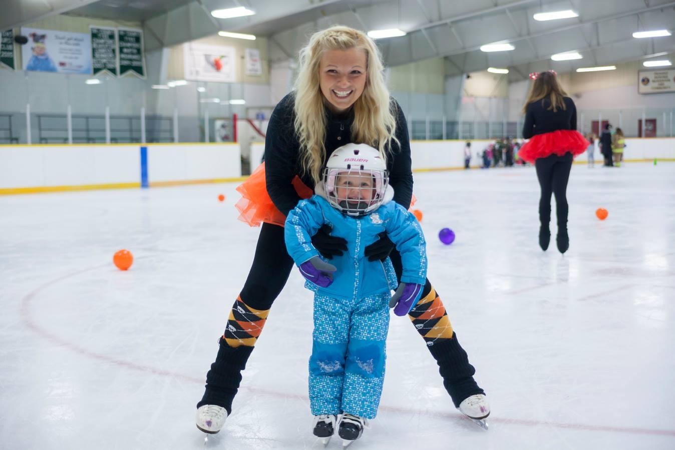 Pre-Canskate Intro to Skating